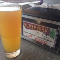 Photo taken at Mudshark Pizza & Pasta by Dale W. on 9/1/2013