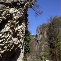 Photo taken at Gorges de la Morge by Jmarc V. on 4/14/2013