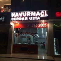 Photo taken at Kavurmacı serdar usta by Mesut K. on 9/22/2014