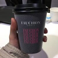 Photo taken at FAUCHON (フォション) 御殿場プレミアムアウトレット店 by Tullaya A. on 1/3/2017