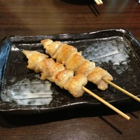 Photo taken at やきとりセンター 川崎リバーク店 by Takahiro N. on 7/28/2013