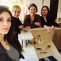 Photo taken at Refleks Akademi reflexoloji Merkezi by Burcu K. on 4/29/2017