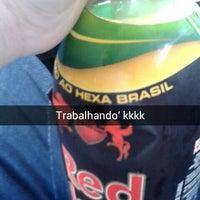 Photo taken at Rodovia BR-386 by Guilherme A. on 10/7/2014