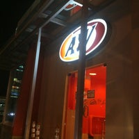 Photo taken at A&W by Yaya A. on 12/10/2012