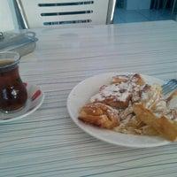 Photo taken at Yunus Pasta&Cafe by SuLeYmAn Y. on 12/25/2015