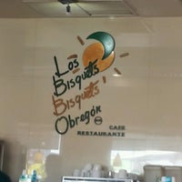 Photo taken at Los Bisquets Bisquets Obregón by Pepe A. on 1/21/2017