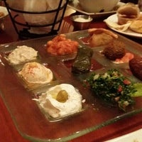 Photo taken at Lebanese Taverna by Yosra F. on 7/19/2014
