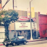Photo taken at New Beverly Cinema by Benjamin S. on 7/1/2013