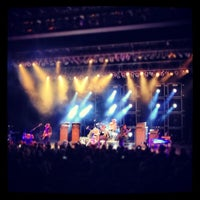 Photo taken at The Greek Theatre by Benjamin S. on 10/10/2012