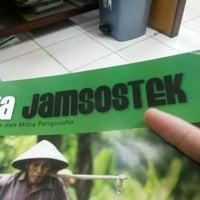 Photo taken at PT. Jamsostek (Persero) by Erina W. on 2/14/2014