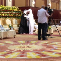 Photo taken at aljewan hall by Simone D. C. on 6/1/2013