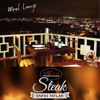 Foto tirada no(a) Meatlounge Steakhouse por coşkun ç. em 11/3/2017