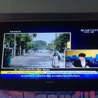 Photo taken at Piyapong Car Center by sasithon C. on 12/26/2013