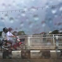Photo taken at Nakhonping Bridge by jjane O. on 5/31/2017