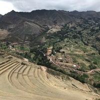 Foto tirada no(a) Parque Arqueologico Intihuatana - Pisac por Rafael G. em 11/13/2017