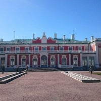 Photo taken at Kadriorg Palace by Елена Ж. on 5/7/2017