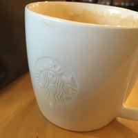 Photo taken at Starbucks by Tanja v. on 10/27/2015