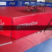 Photo taken at Sportska dvorana Varaždin by Bogdan-Cosmin S. on 9/15/2015