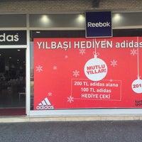 Photo taken at Kurtdereli Adidas & Reebok by Samet E. on 12/26/2015