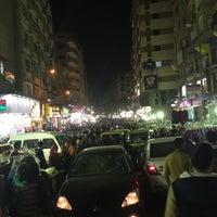 Photo taken at El Arish St by ASHRAF A. on 2/11/2016