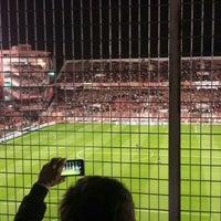 Photo taken at Club Atlético Independiente by Milva B. on 9/24/2015