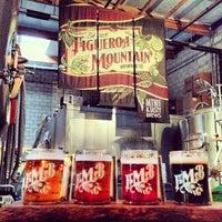 Photo taken at Figueroa Mountain Brewing Company by Derek H. on 4/19/2013