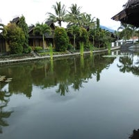 Photo taken at Banyu Alam Resort - Hotel by Indra E. on 12/29/2014