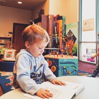 Photo taken at Corona Public Library by Desiree E. on 3/3/2015