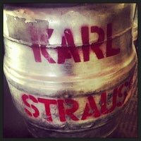Photo taken at Karl Strauss Brewing Company by Chris F. on 7/22/2013