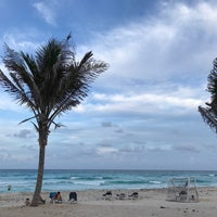 Photo taken at Barceló Tucancún Beach by Chris E. on 6/3/2018