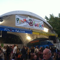 Photo taken at Pinon Folixa by Kika M. on 9/14/2012