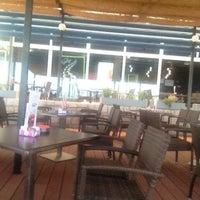 Photo taken at Adria Lounge Bar by Frank M. on 8/6/2013