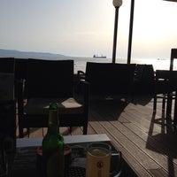 Photo taken at Adria Lounge Bar by Frank M. on 8/7/2013