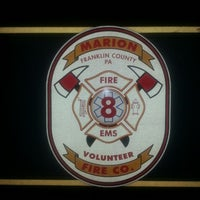Photo taken at Marion Fire Department by Chuck H. on 7/20/2014