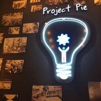 Photo taken at Project Pie by Jayce Jetsie A. on 12/15/2015