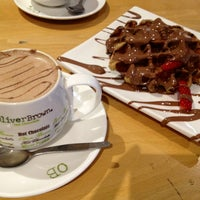Photo taken at Oliver Brown Chocolaterie by Kath H. on 6/29/2013