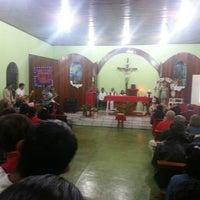 Photo taken at Guajará-Mirim by Kelcilene M. on 7/26/2014