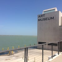 Photo taken at Art Museum of South Texas by Andy M. on 7/31/2016