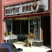 Photo taken at Rustic Brew by Mike W. on 9/6/2014