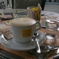 Photo taken at Vagón Café by Martin G. on 10/7/2014