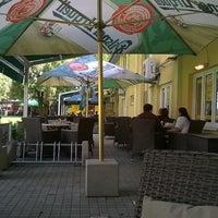 Photo taken at Vagón Café by Martin G. on 8/17/2014