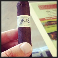 Photo taken at Federal Cigar by Ian H. on 6/1/2013