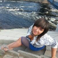 Photo taken at Рафтинг в Лосево by Светланочка М. on 7/31/2014