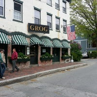 Photo taken at The Grog Restaurant by Kapado F. on 5/19/2013