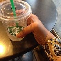 Photo taken at Starbucks by Joriea on 10/12/2013
