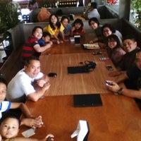 Photo taken at Rumah Makan Karimata by Toni S. on 7/19/2015