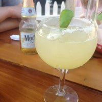 Photo taken at Margarita Grille by Tania on 6/15/2013