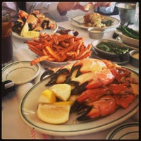 Photo taken at Joe's Stone Crab by Charlie W. on 4/22/2013