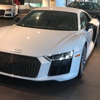 Photo taken at Audi Forum by Paul K. on 11/11/2016