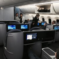 Photo taken at United Dreamliner 787 by Paul K. on 5/17/2015